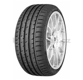 Continental ContiSportContact 3 275/40 R19 101W SSR * RF