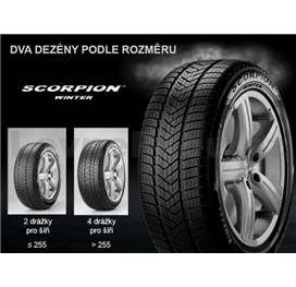 Pirelli Scorpion Winter 315/40 R21 115V XL MO1